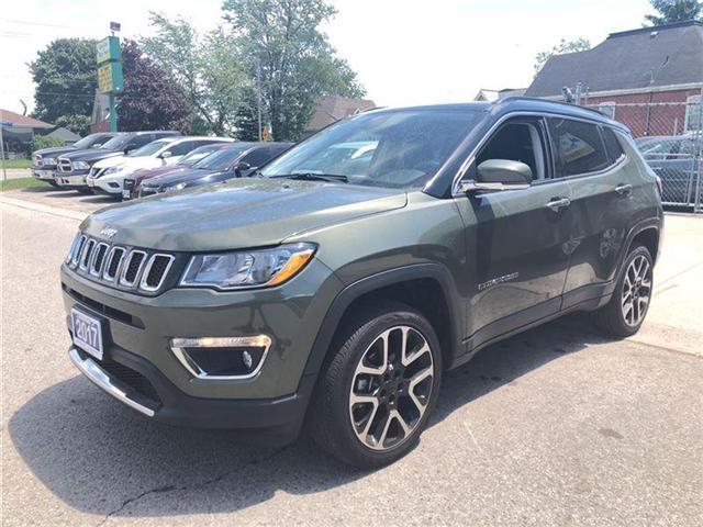 2017 Jeep Compass Limited (Stk: 3C4NJD) in Belmont - Image 1 of 20