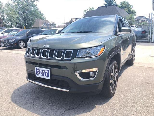 2017 Jeep Compass Limited (Stk: 3C4NJD) in Belmont - Image 2 of 20