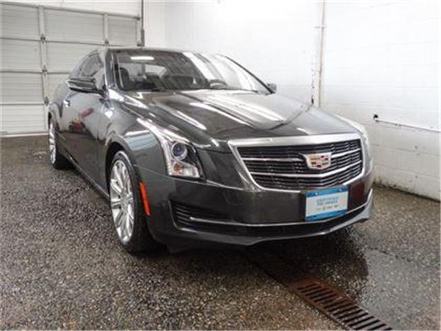 2015 Cadillac ATS 2.0L Turbo (Stk: C5-04891) in Burnaby - Image 2 of 24