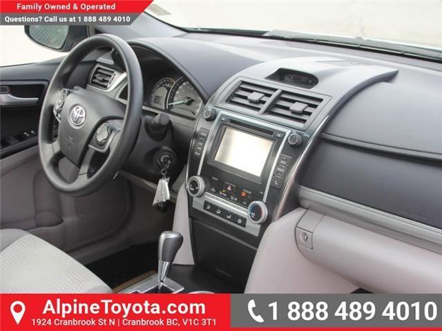 2014 Toyota Camry LE (Stk: U355915M) in Cranbrook - Image 10 of 15