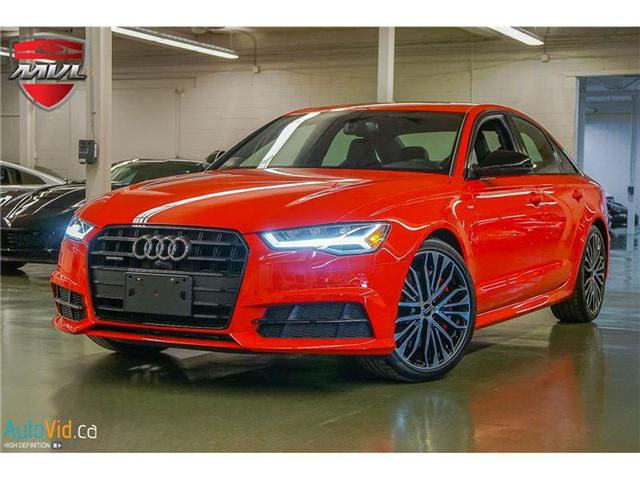2017 Audi A6 3.0T Competition (Stk: WAUF3A) in Oakville - Image 2 of 44