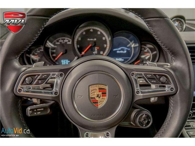 2017 Porsche 911 Turbo S (Stk: WP0AD2) in Oakville - Image 27 of 42