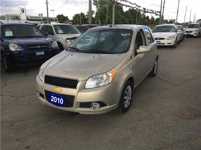 2010 Chevrolet Aveo5 LT2 (Stk: P3502) in Newmarket - Image 1 of 18