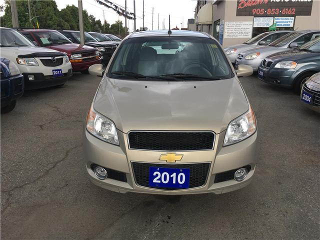 2010 Chevrolet Aveo5 LT2 (Stk: P3502) in Newmarket - Image 2 of 18
