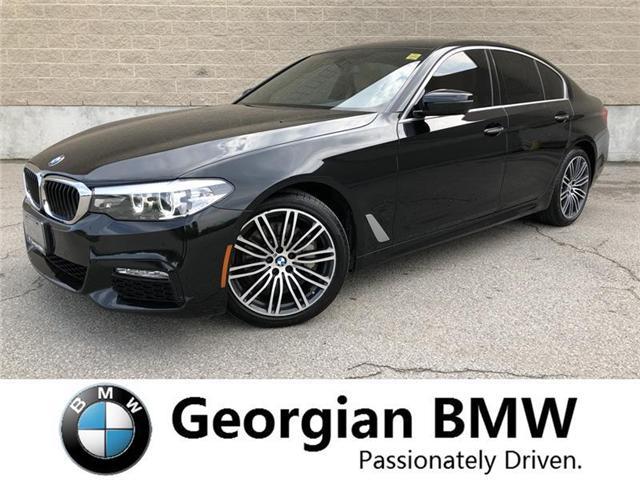 2017 BMW 530 i xDrive (Stk: B18273-1) in Barrie - Image 1 of 15
