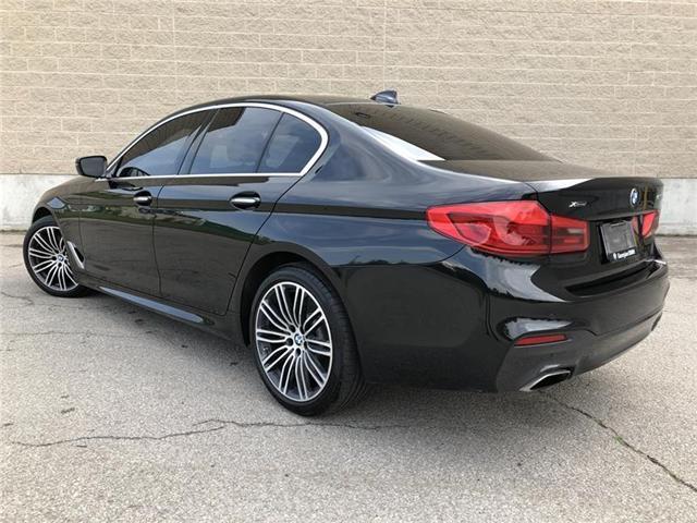 2017 BMW 530 i xDrive (Stk: B18273-1) in Barrie - Image 2 of 15