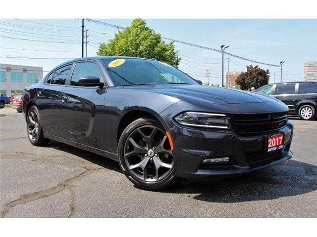 2017 Dodge Charger Rallye Sun Roof Beats Audio Heated Seats (Stk: 44485) in Windsor - Image 1 of 27