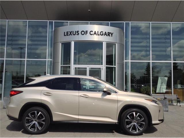 2018 Lexus RX 350 Base (Stk: 180514) in Calgary - Image 1 of 8
