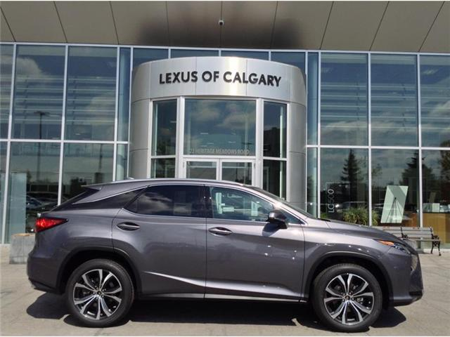 2018 Lexus RX 350 Base (Stk: 180515) in Calgary - Image 1 of 8