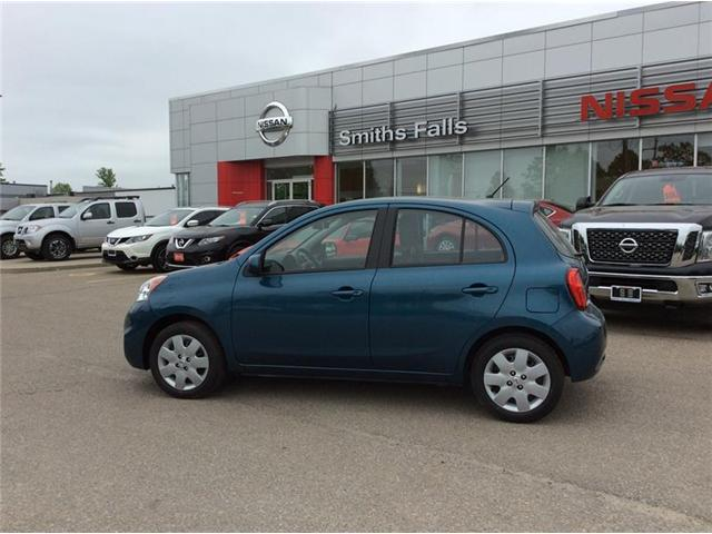2018 Nissan Micra SV (Stk: 18-110) in Smiths Falls - Image 2 of 13