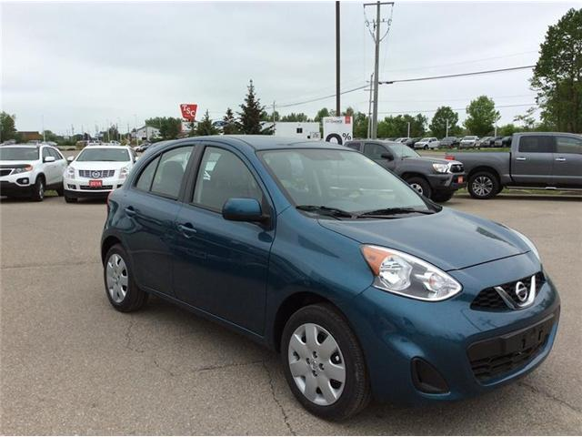 2018 Nissan Micra SV (Stk: 18-110) in Smiths Falls - Image 4 of 13