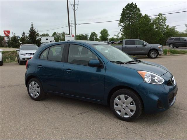 2018 Nissan Micra SV (Stk: 18-110) in Smiths Falls - Image 5 of 13