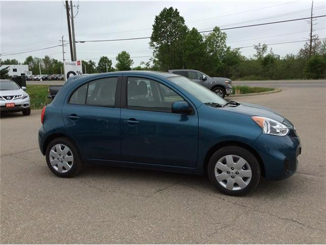 2018 Nissan Micra SV (Stk: 18-110) in Smiths Falls - Image 6 of 13