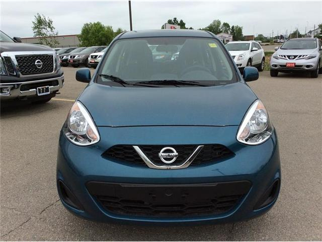 2018 Nissan Micra SV (Stk: 18-110) in Smiths Falls - Image 7 of 13