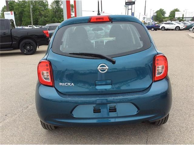 2018 Nissan Micra SV (Stk: 18-110) in Smiths Falls - Image 8 of 13