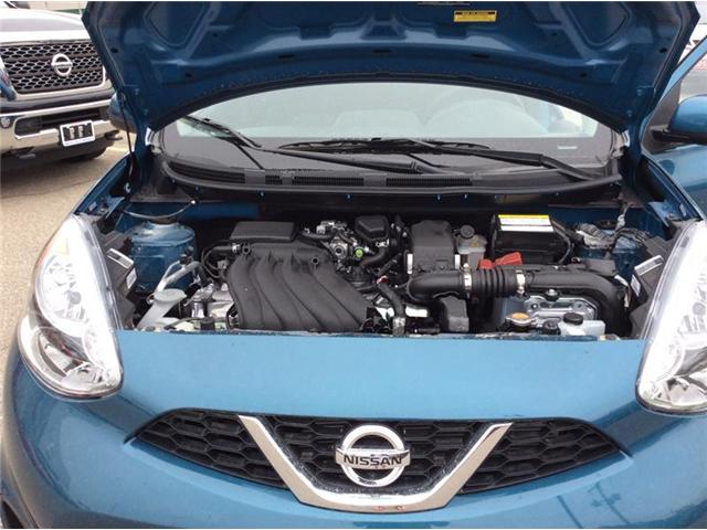 2018 Nissan Micra SV (Stk: 18-110) in Smiths Falls - Image 13 of 13