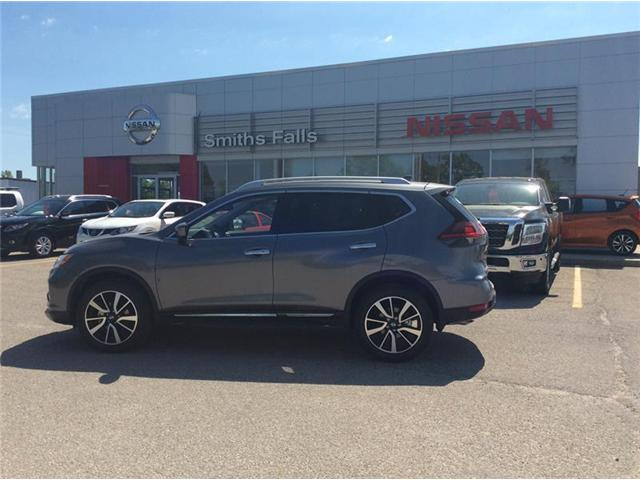 2018 Nissan Rogue SL w/ProPILOT Assist (Stk: 18-130) in Smiths Falls - Image 1 of 13