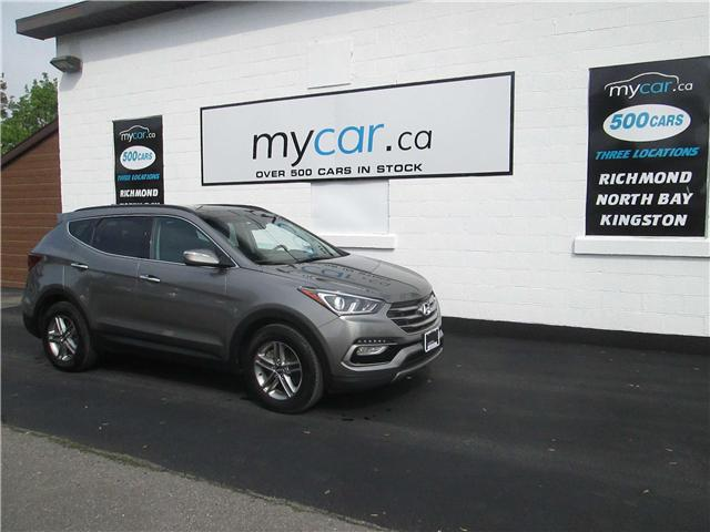 2018 Hyundai Santa Fe Sport 2.4 SE (Stk: 180560) in Richmond - Image 2 of 14