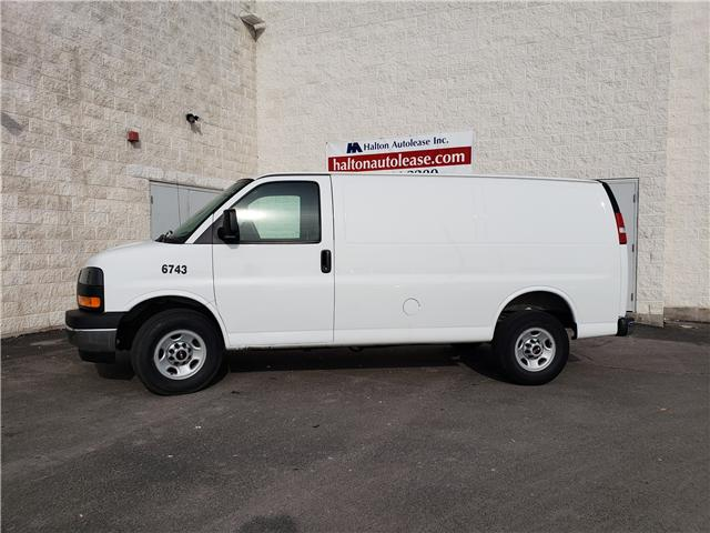2017 GMC Savana 2500 Work Van (Stk: 309704) in Burlington - Image 1 of 6