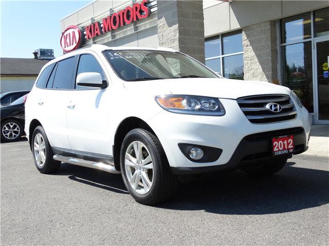 2012 Hyundai Santa Fe GL 3.5 Sport (Stk: ) in Cobourg - Image 1 of 17