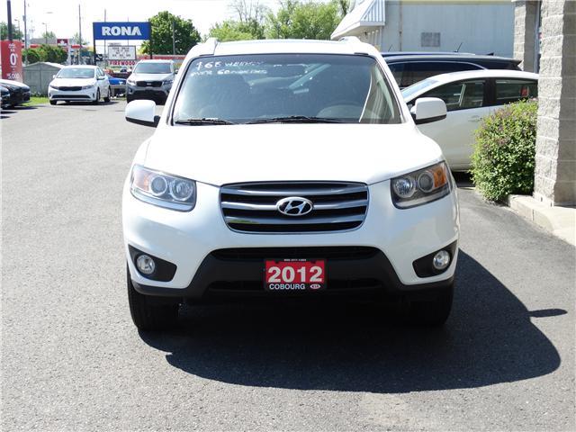 2012 Hyundai Santa Fe GL 3.5 Sport (Stk: ) in Cobourg - Image 2 of 17
