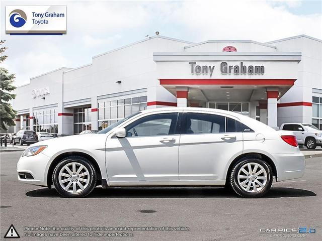 2014 Chrysler 200 Touring (Stk: 56782A) in Ottawa - Image 2 of 25