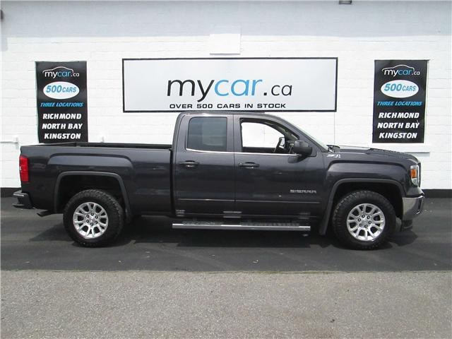 2014 GMC Sierra 1500 SLE (Stk: 180580) in Richmond - Image 1 of 12