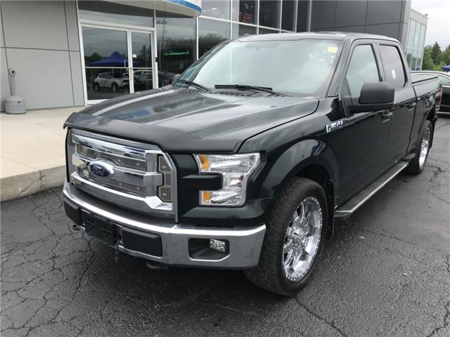 2015 Ford F-150 XLT (Stk: 21108) in Pembroke - Image 1 of 8