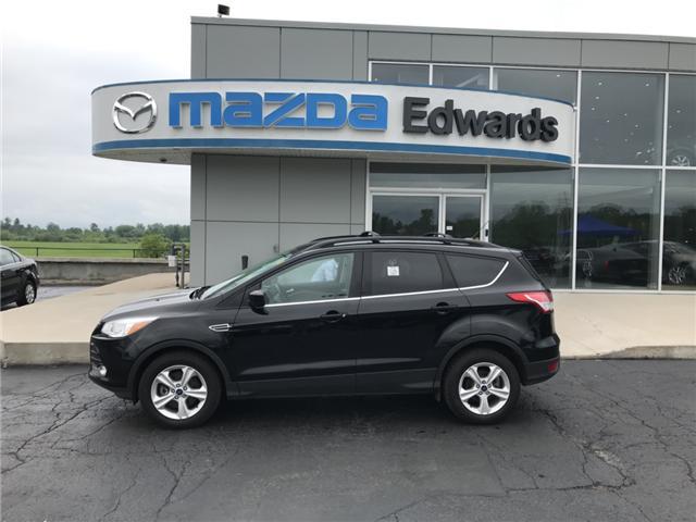 2016 Ford Escape SE (Stk: 21109) in Pembroke - Image 1 of 12
