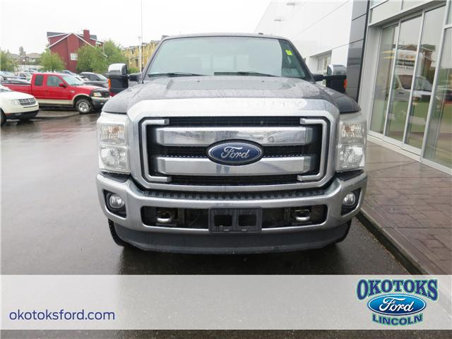 2014 Ford F-350 Lariat (Stk: J-959A) in Okotoks - Image 2 of 21