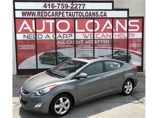 2013 Hyundai Elantra GLS (Stk: 384204) in Toronto - Image 1 of 17