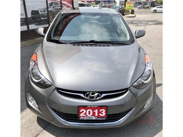 2013 Hyundai Elantra GLS (Stk: 384204) in Toronto - Image 2 of 17
