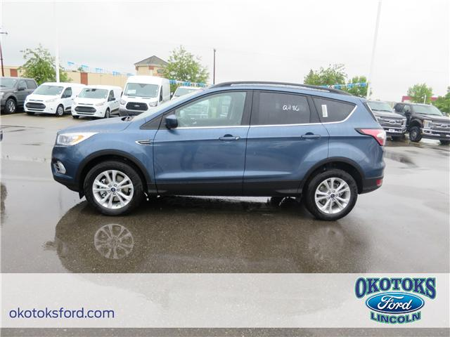2018 Ford Escape SEL (Stk: JK-351) in Okotoks - Image 2 of 5