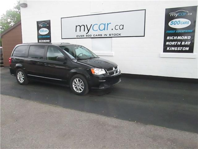 2015 Dodge Grand Caravan SE/SXT (Stk: 180656) in Richmond - Image 2 of 13