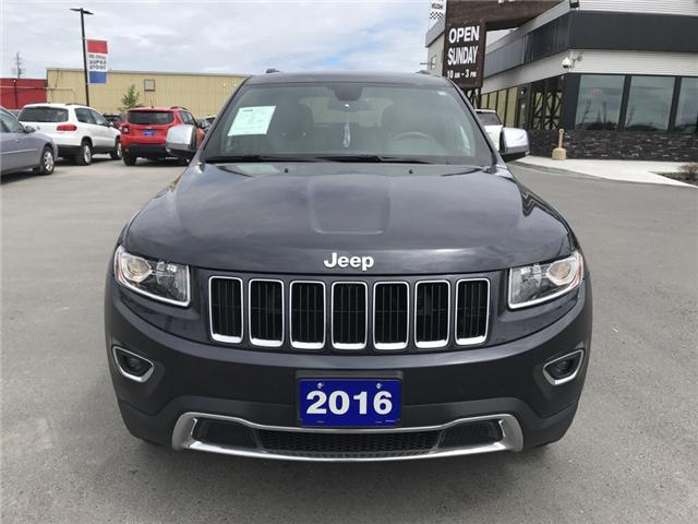 2016 Jeep Grand Cherokee Limited (Stk: 18237) in Sudbury - Image 2 of 14