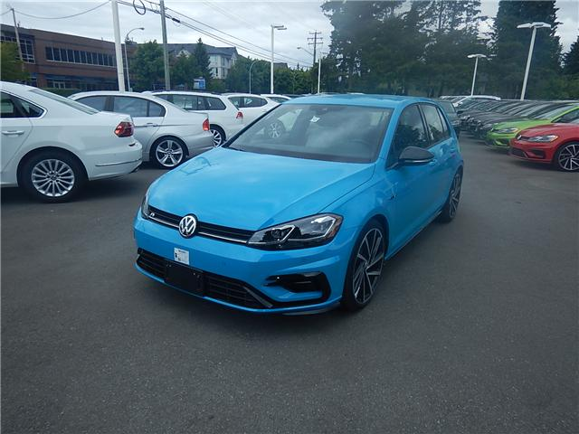 2018 Volkswagen Golf R 2.0 TSI (Stk: JG205222) in Surrey - Image 2 of 25