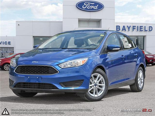 2018 Ford Focus SE (Stk: FC18852) in Barrie - Image 1 of 28