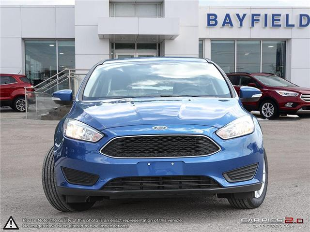 2018 Ford Focus SE (Stk: FC18852) in Barrie - Image 2 of 28