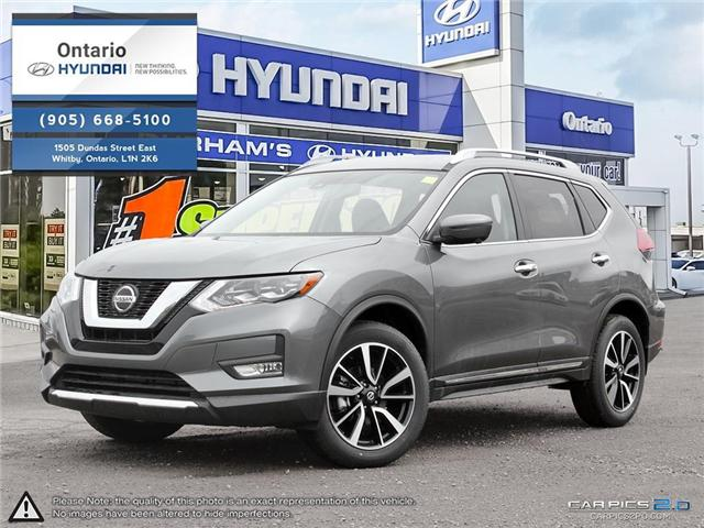 2018 Nissan Rogue SV / Navigation / Panoramic Roof (Stk: 24462K) in Whitby - Image 1 of 27