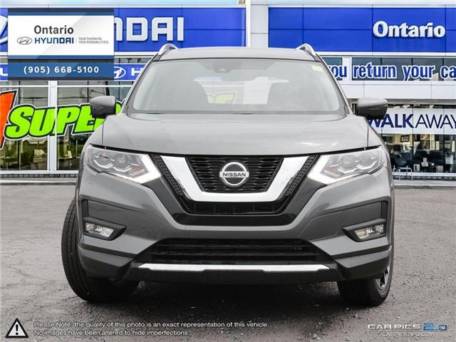 2018 Nissan Rogue SV / Navigation / Panoramic Roof (Stk: 24462K) in Whitby - Image 2 of 27