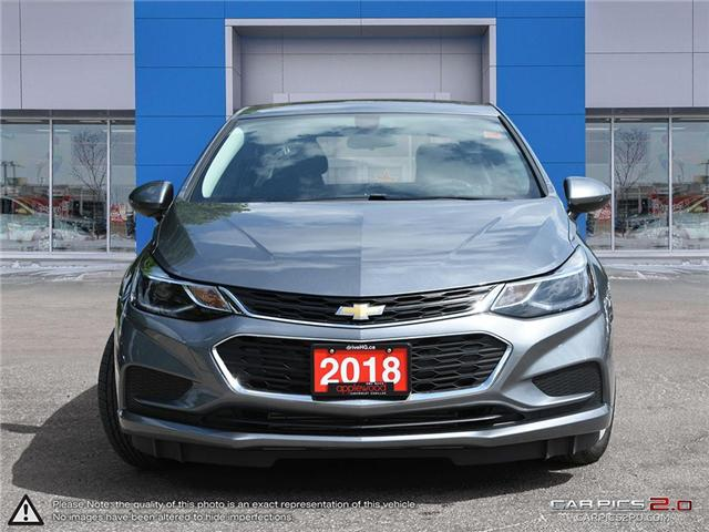 2018 Chevrolet Cruze LT Auto (Stk: 5946A) in Mississauga - Image 2 of 27