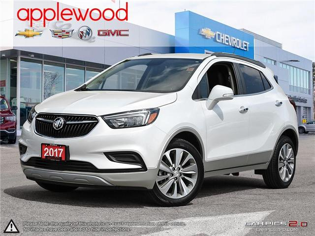 2017 Buick Encore Preferred (Stk: 8394P) in Mississauga - Image 1 of 27