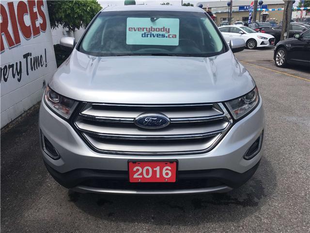 2016 Ford Edge SEL (Stk: 18-304) in Oshawa - Image 2 of 13