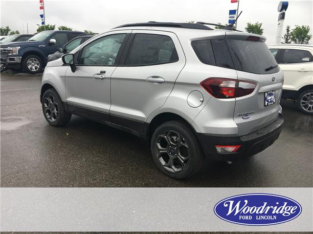 2018 Ford EcoSport SES (Stk: J-368) in Calgary - Image 3 of 5