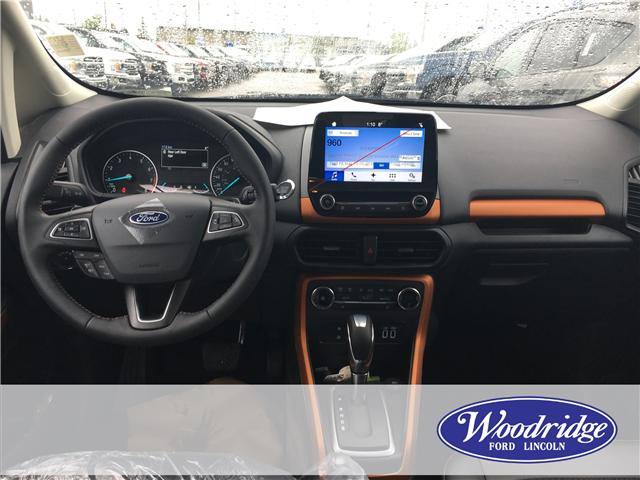 2018 Ford EcoSport SES (Stk: J-368) in Calgary - Image 4 of 5