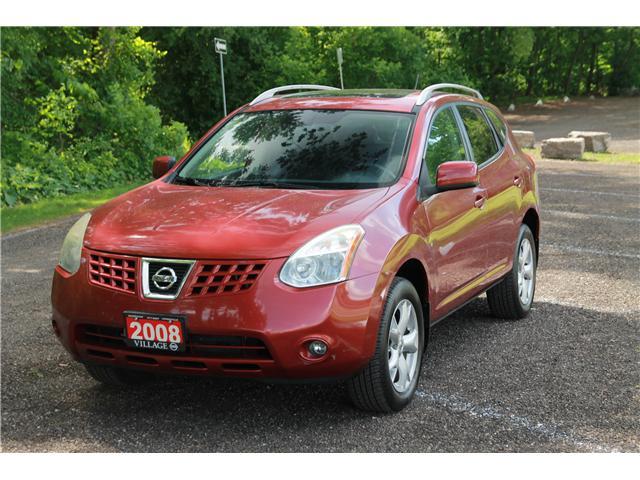 2008 Nissan Rogue SL (Stk: 1805219) in Waterloo - Image 1 of 27