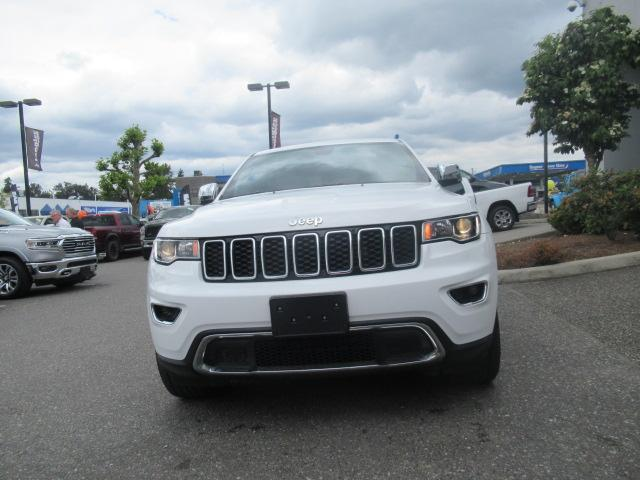 2017 Jeep Grand Cherokee Limited (Stk: EE892210) in Surrey - Image 2 of 26