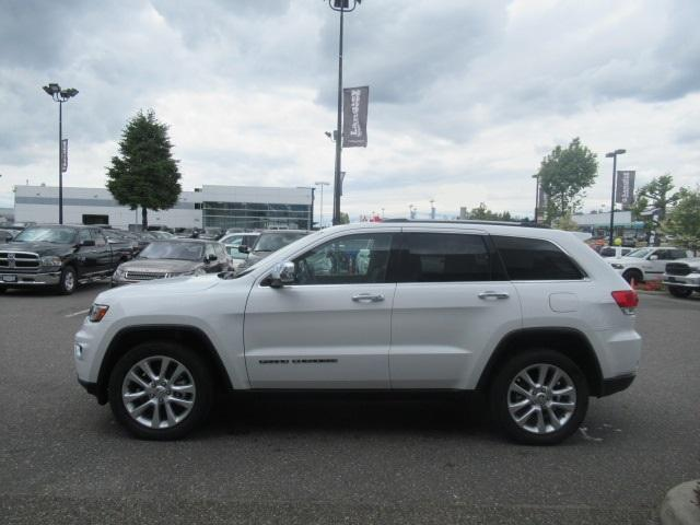 2017 Jeep Grand Cherokee Limited (Stk: EE892210) in Surrey - Image 4 of 26