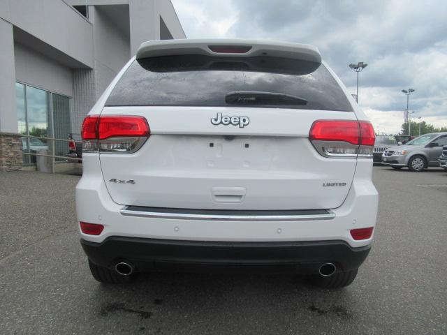 2017 Jeep Grand Cherokee Limited (Stk: EE892210) in Surrey - Image 6 of 26