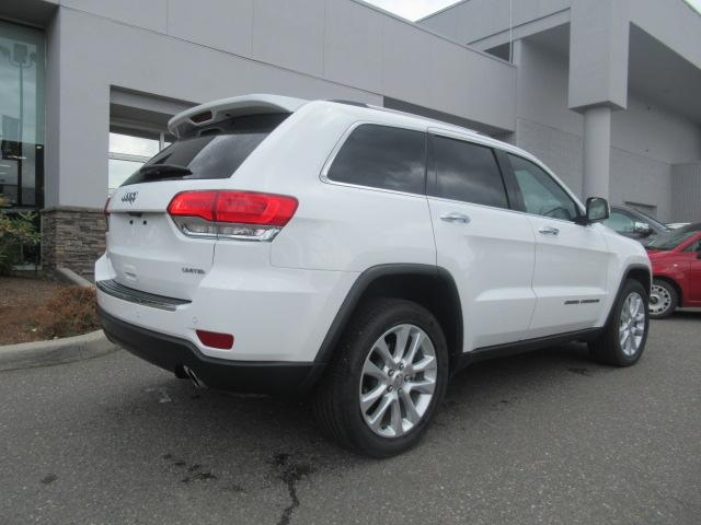 2017 Jeep Grand Cherokee Limited (Stk: EE892210) in Surrey - Image 7 of 26